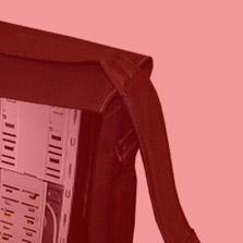 bolso ordenador personalizado