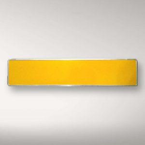 Categoria Matricula Amarilla personalizada