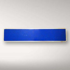 Categoria Matricula Azul personalizada