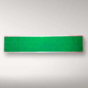 Categoria Matricula Verde personalizada